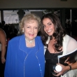 Nadine and Betty White