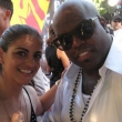 Nadine and Cee Lo