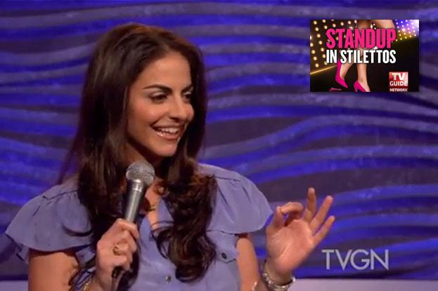 Nadine Rajabi Stand-Up